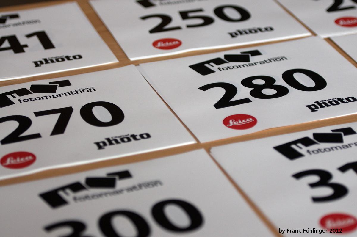 Der erste Münchner Fotomarathon in Zahlen
