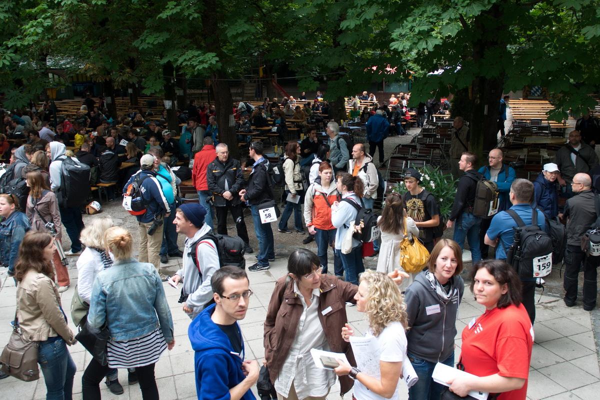Fotomarathon München 2012 – ein Film von Bogdan Kramliczek