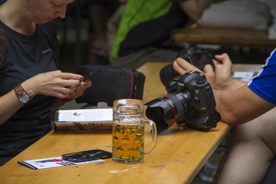 Der Fotomarathon 2014 in München in Bildern