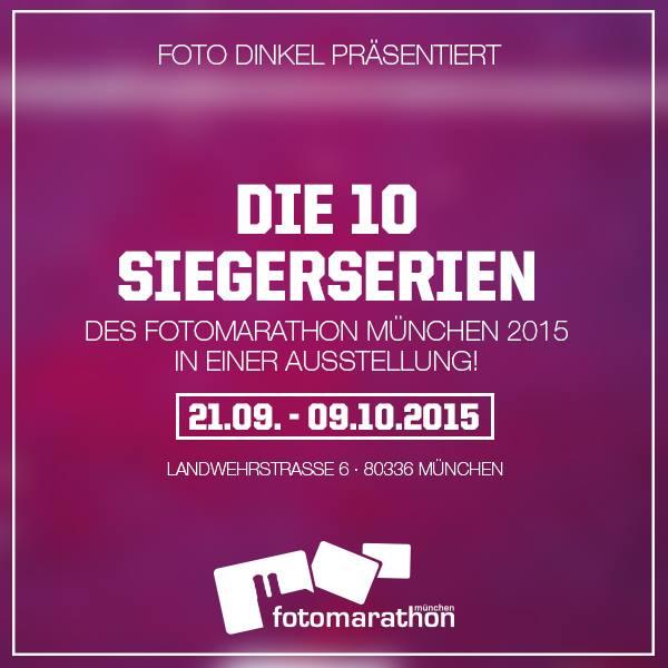 Coming up next: die 10 Siegerserien Prämierung und Ausstellung