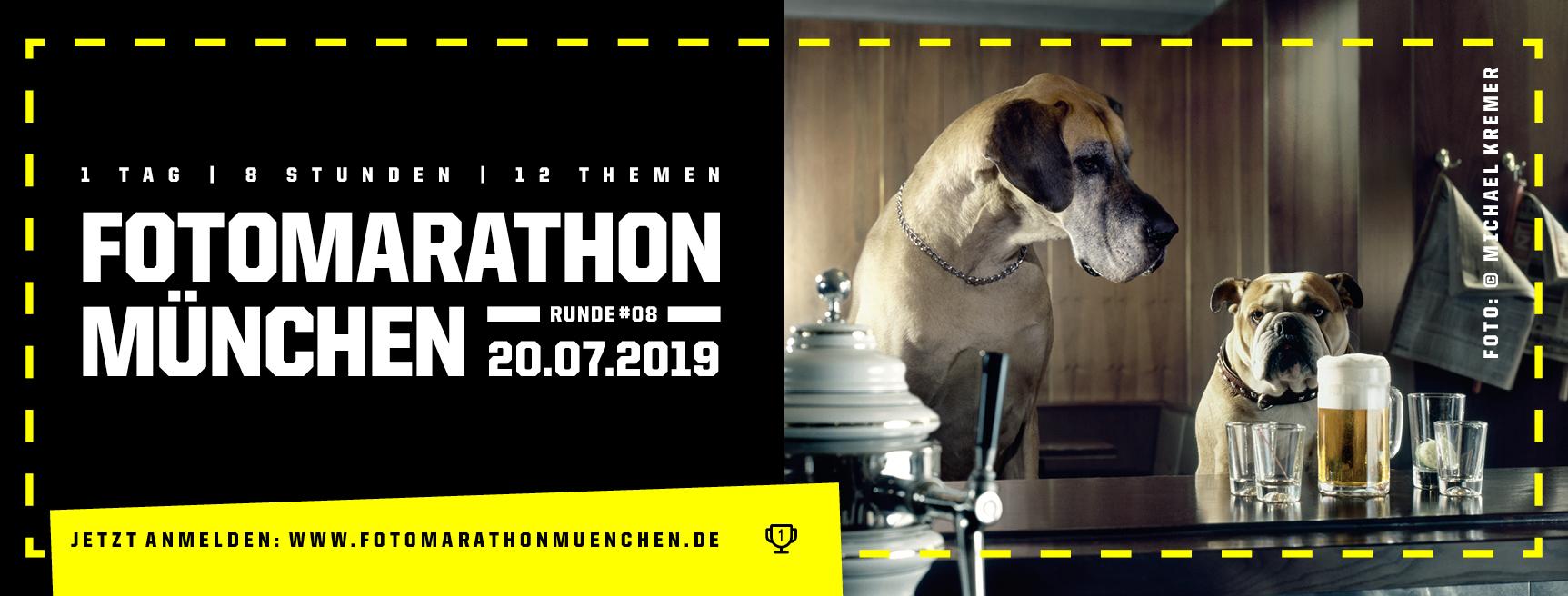Anmeldung Fotomarathon 2019